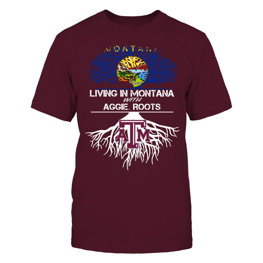 Texas A&M Aggies - Living Roots Montana Front picture