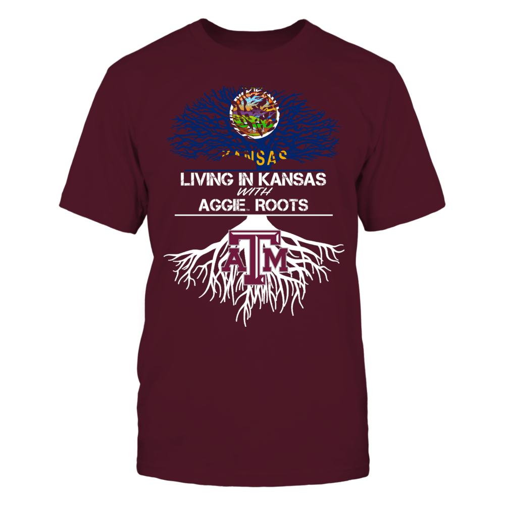 Texas A&M Aggies - Living Roots Kansas Front picture