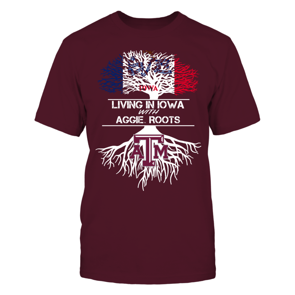 Texas A&M Aggies - Living Roots Iowa Front picture
