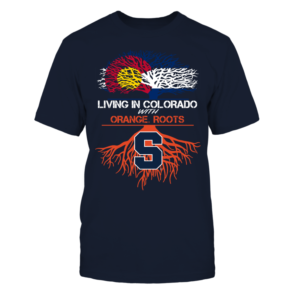 Syracuse Orange - Living Roots Colorado Front picture