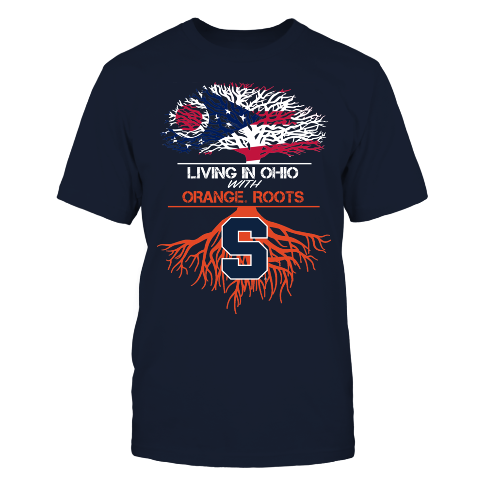 Syracuse Orange - Living Roots Ohio Front picture