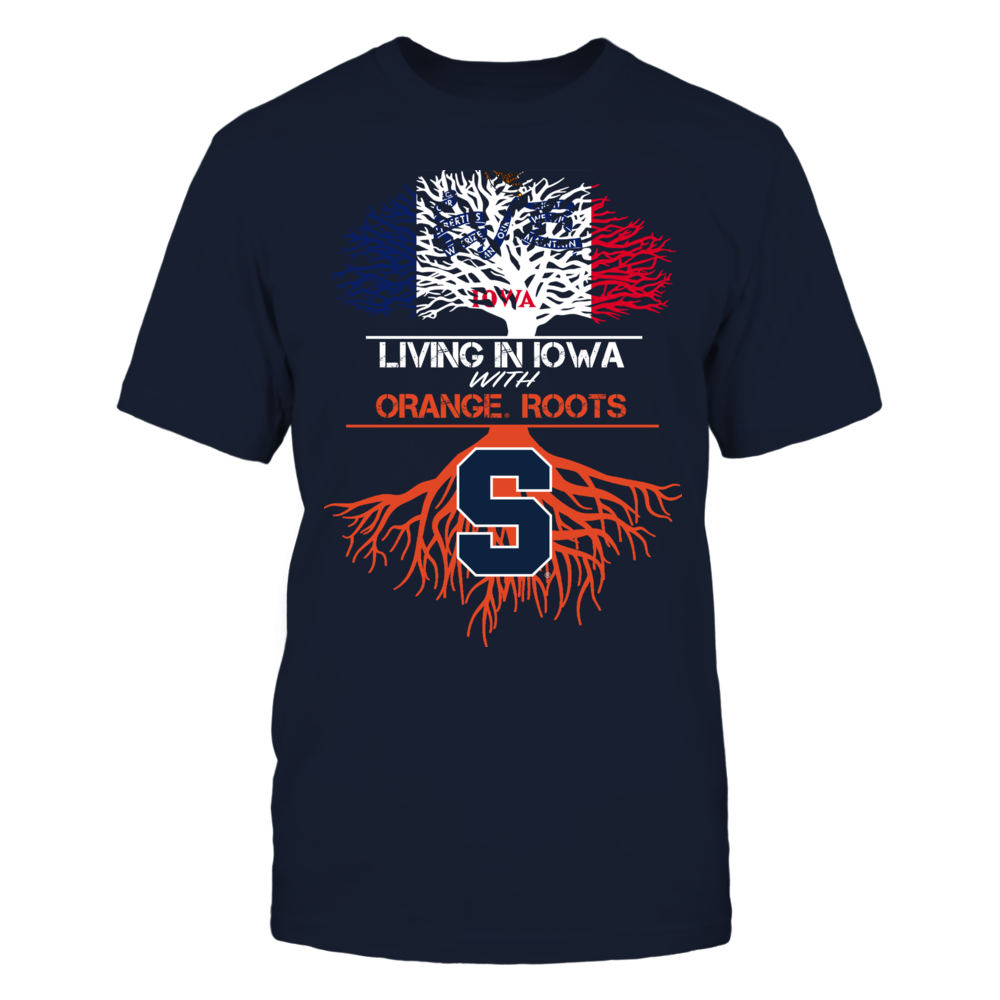Syracuse Orange - Living Roots Iowa Front picture