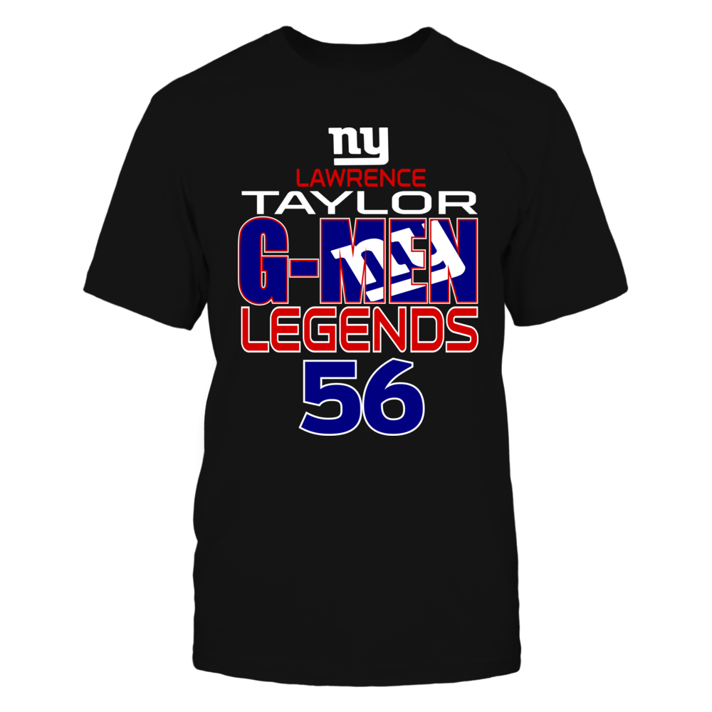 Lawrence Taylor G-MEN Legends Front picture