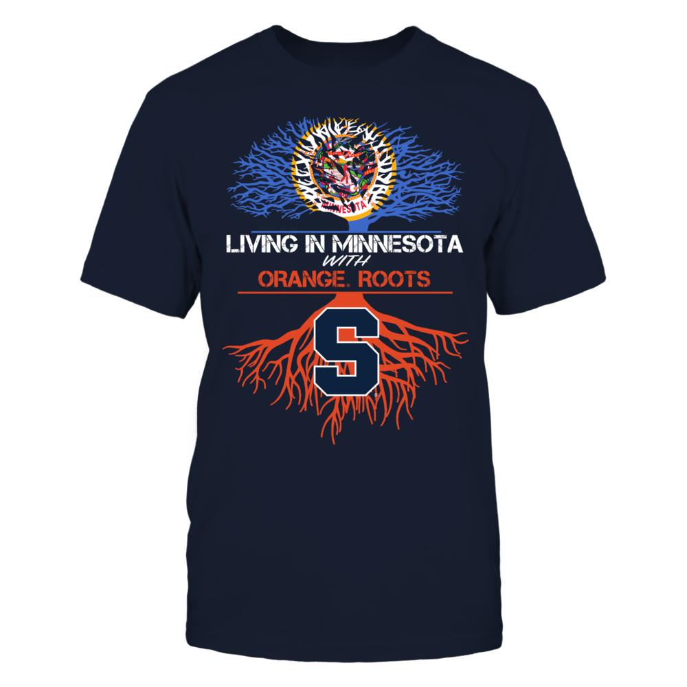 Syracuse Orange - Living Roots Minnesota Front picture