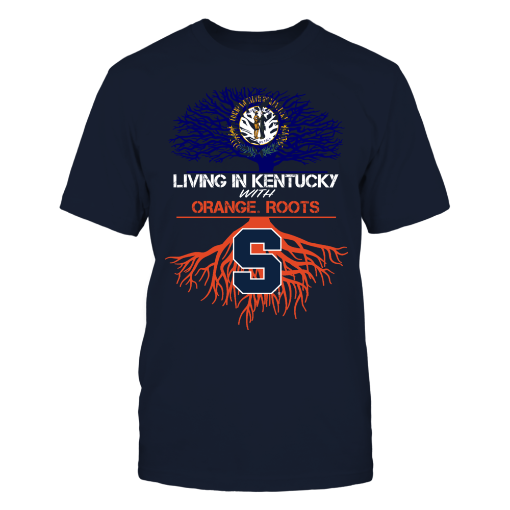 Syracuse Orange - Living Roots Kentucky Front picture