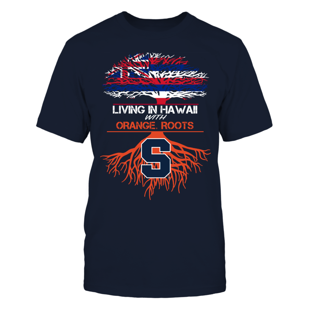 Syracuse Orange - Living Roots Hawaii Front picture