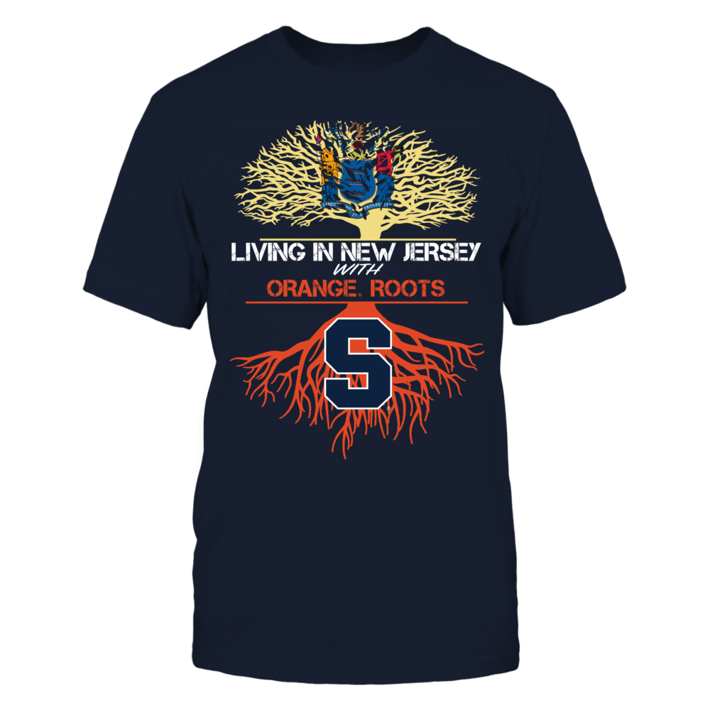 Syracuse Orange - Living Roots New Jersey Front picture