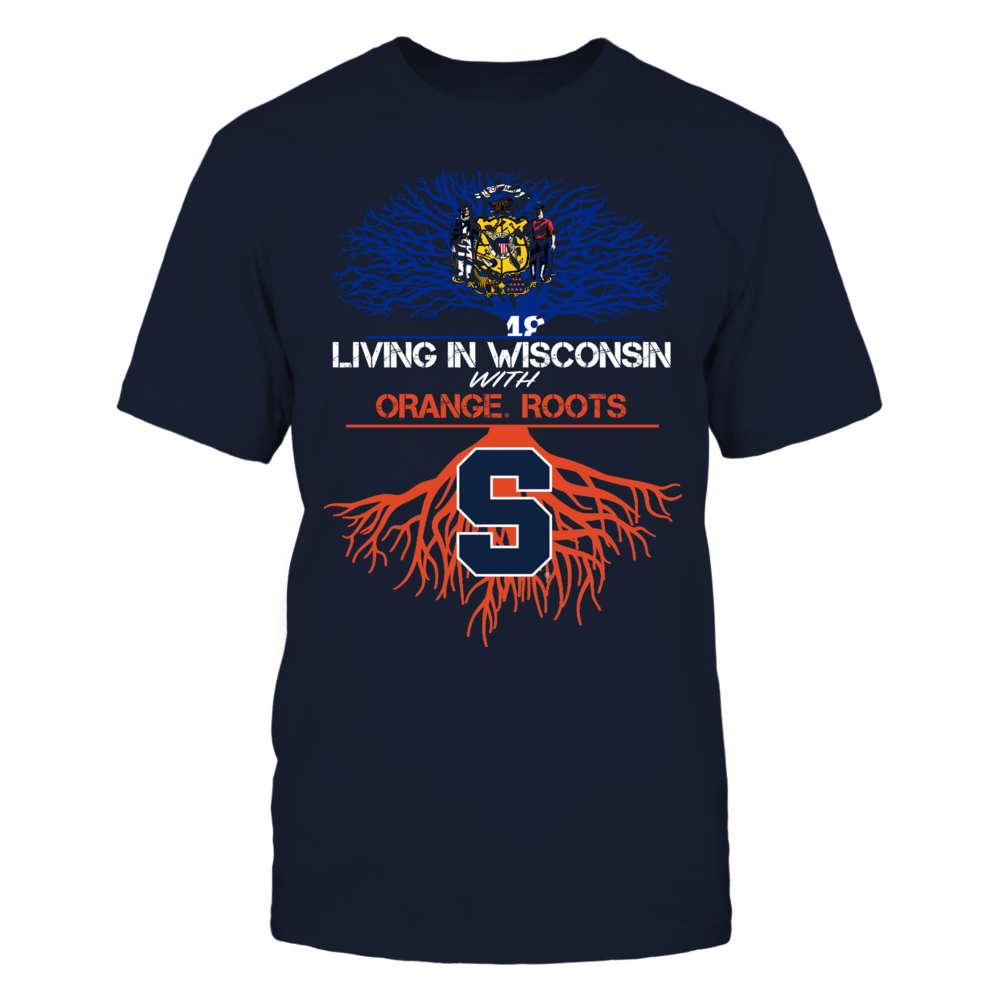 Syracuse Orange - Living Roots Wisconsin Front picture