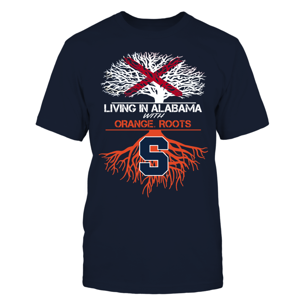 Syracuse Orange - Living Roots Alabama Front picture