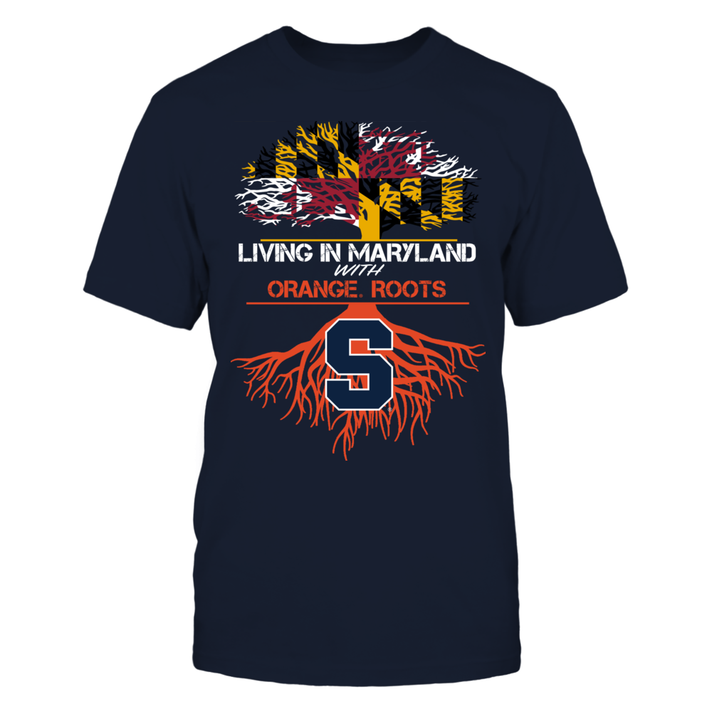 Syracuse Orange - Living Roots Maryland Front picture