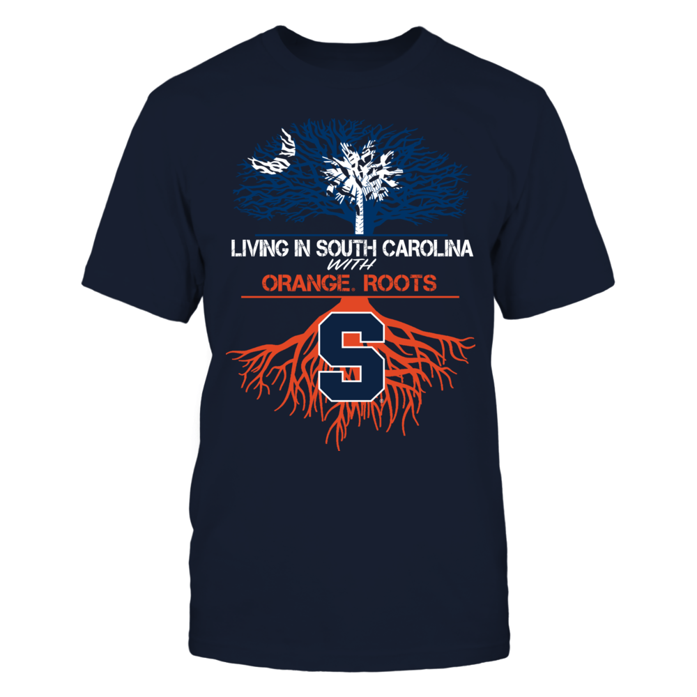 Syracuse Orange - Living Roots South Carolina Front picture