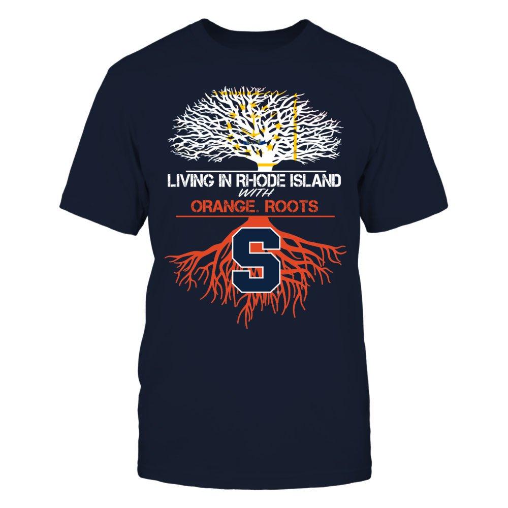 Syracuse Orange - Living Roots Rhode Island Front picture