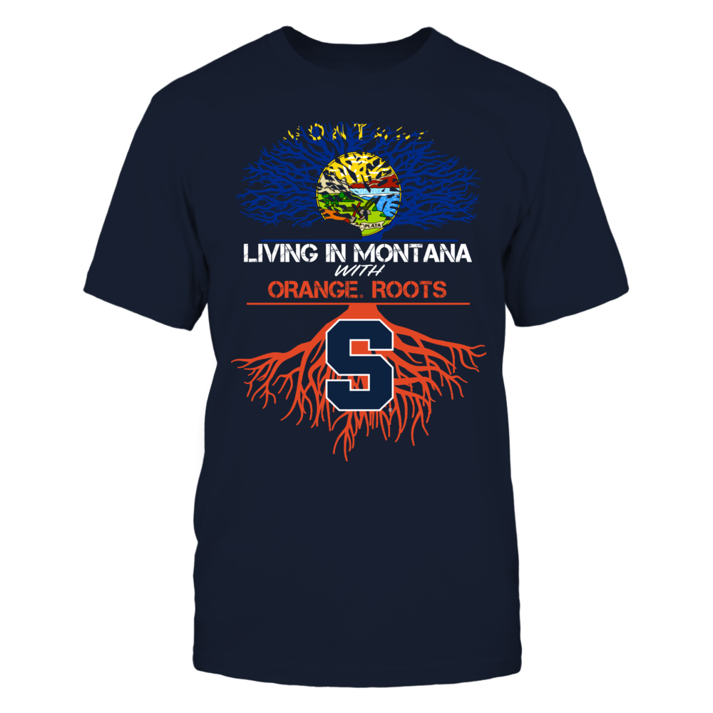 Syracuse Orange - Living Roots Montana Front picture