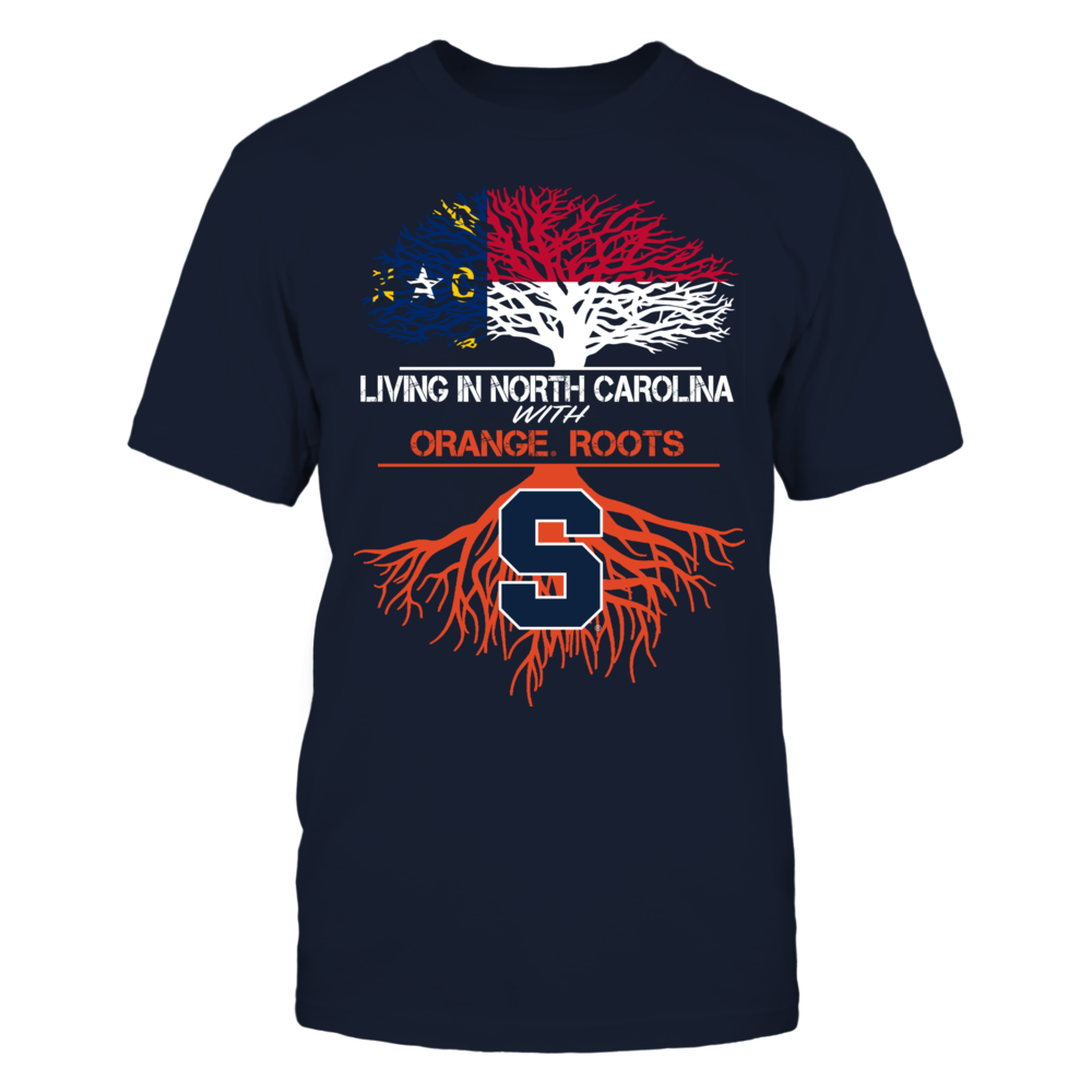 Syracuse Orange - Living Roots North Carolina Front picture