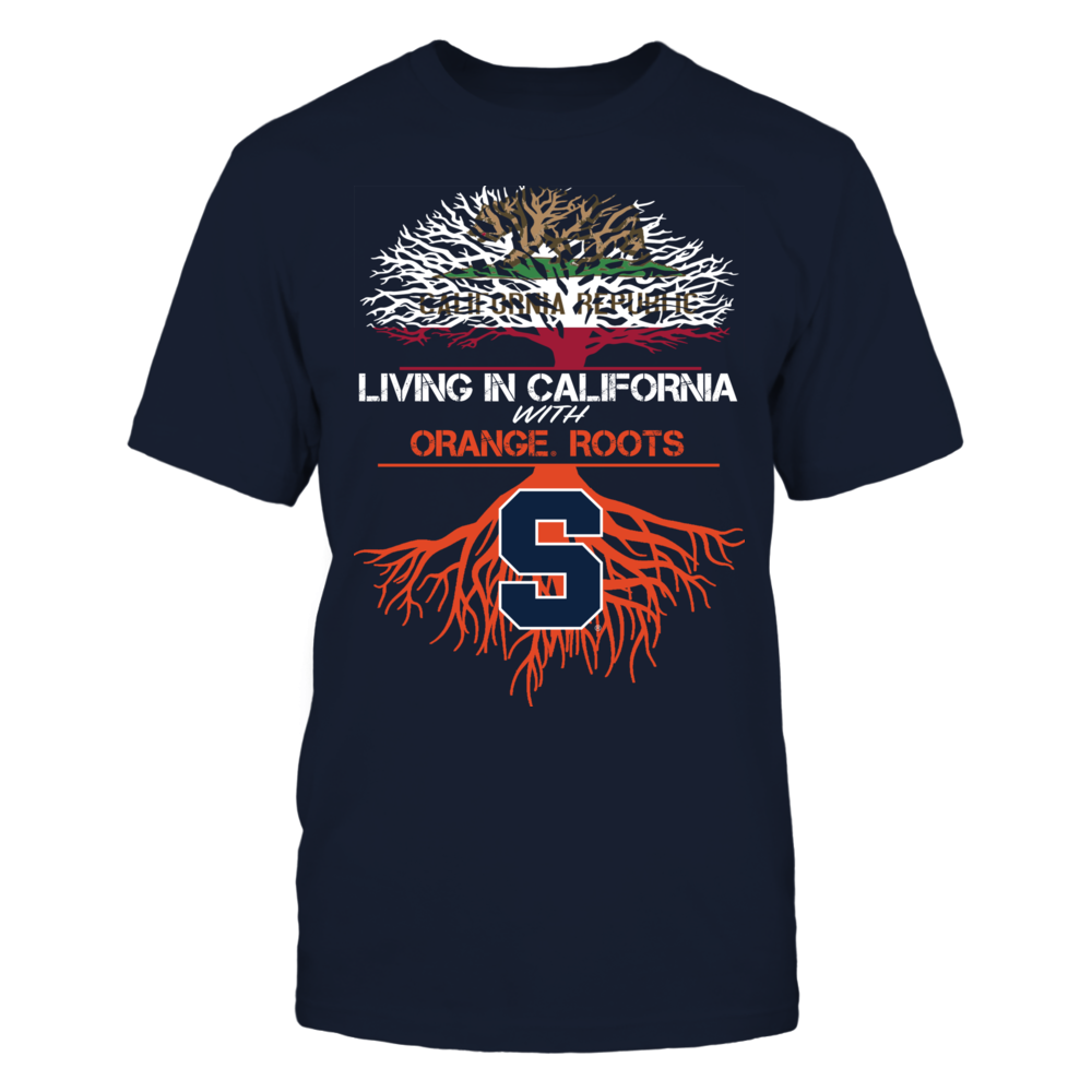 Syracuse Orange - Living Roots California Front picture