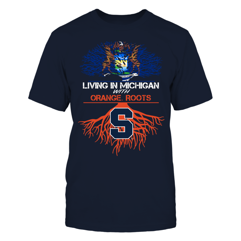 Syracuse Orange - Living Roots Michigan Front picture
