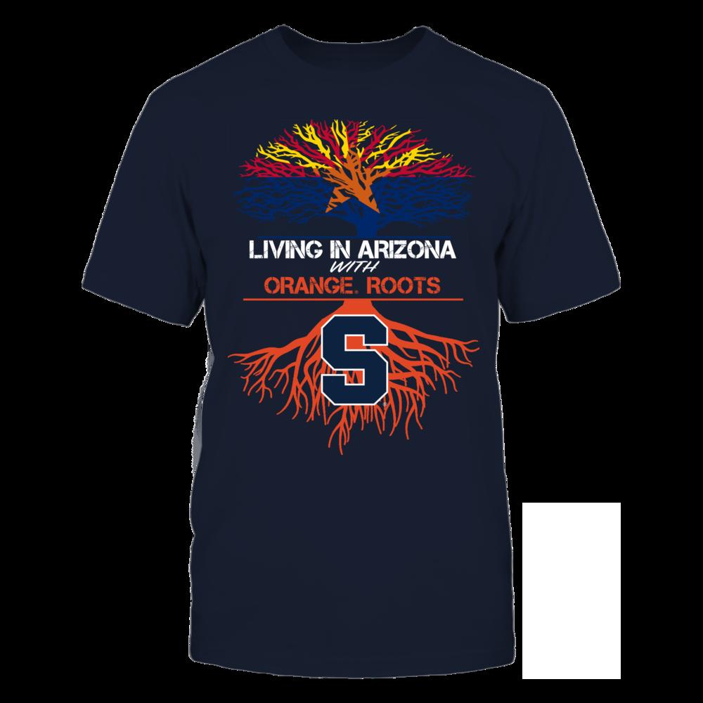 Syracuse Orange - Living Roots Arizona Front picture