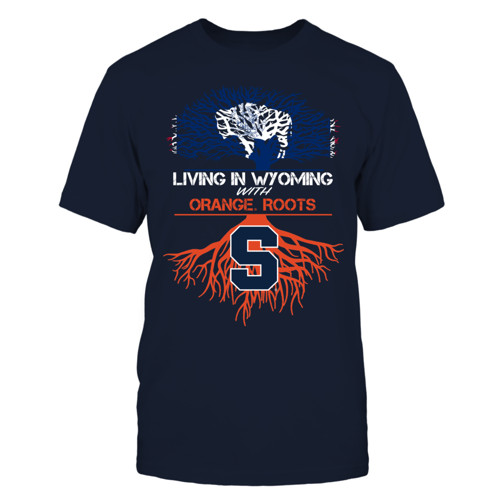 Syracuse Orange - Living Roots Wyoming Front picture