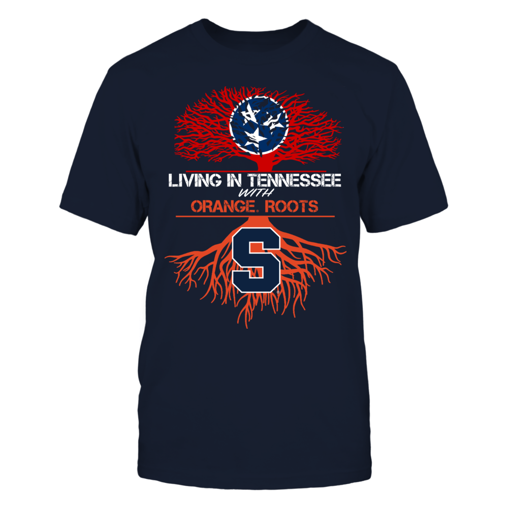 Syracuse Orange - Living Roots Tennessee Front picture