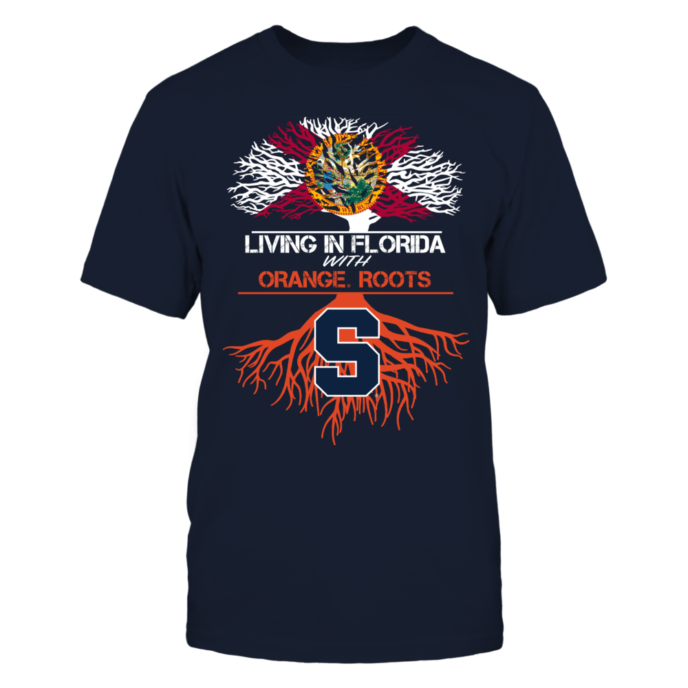 Syracuse Orange - Living Roots Florida Front picture