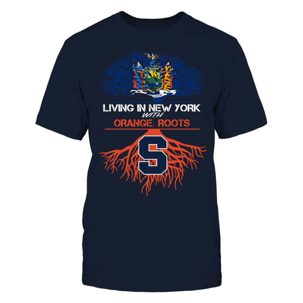 Syracuse Orange - Living Roots New York Front picture