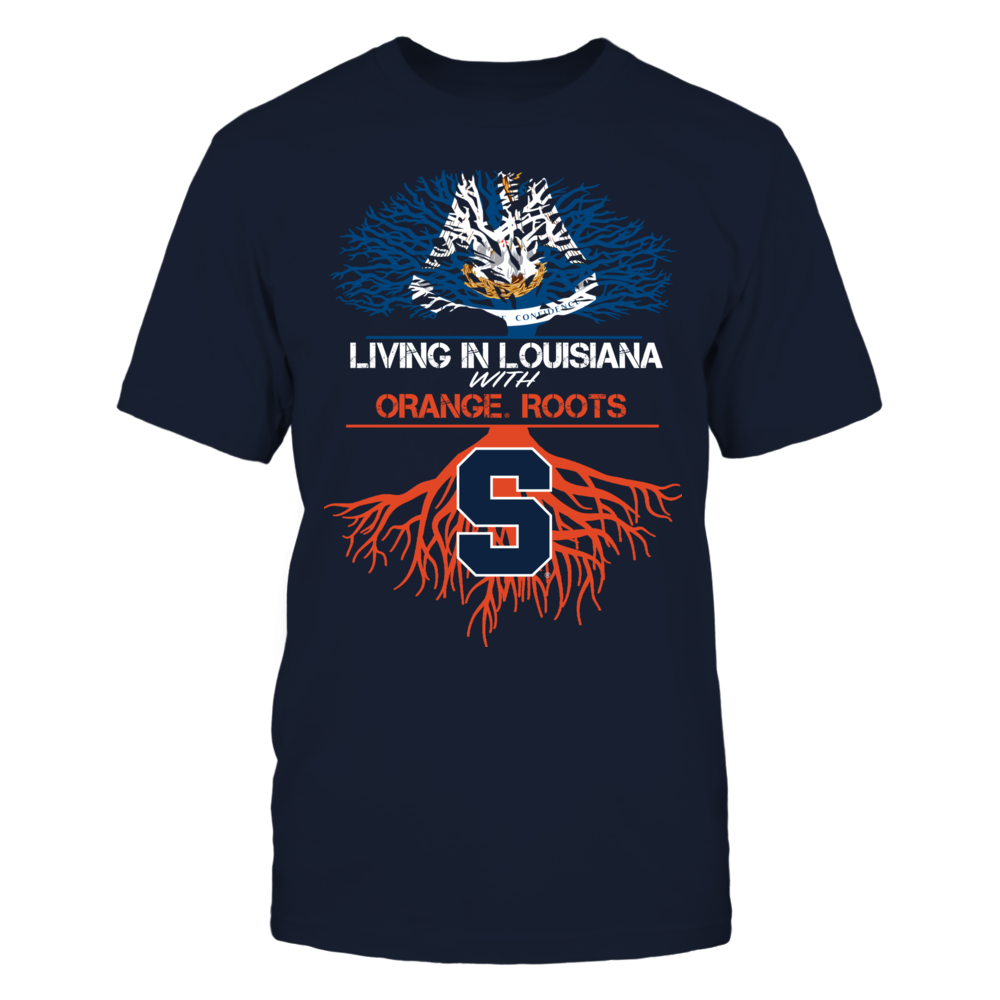 Syracuse Orange - Living Roots Louisiana Front picture