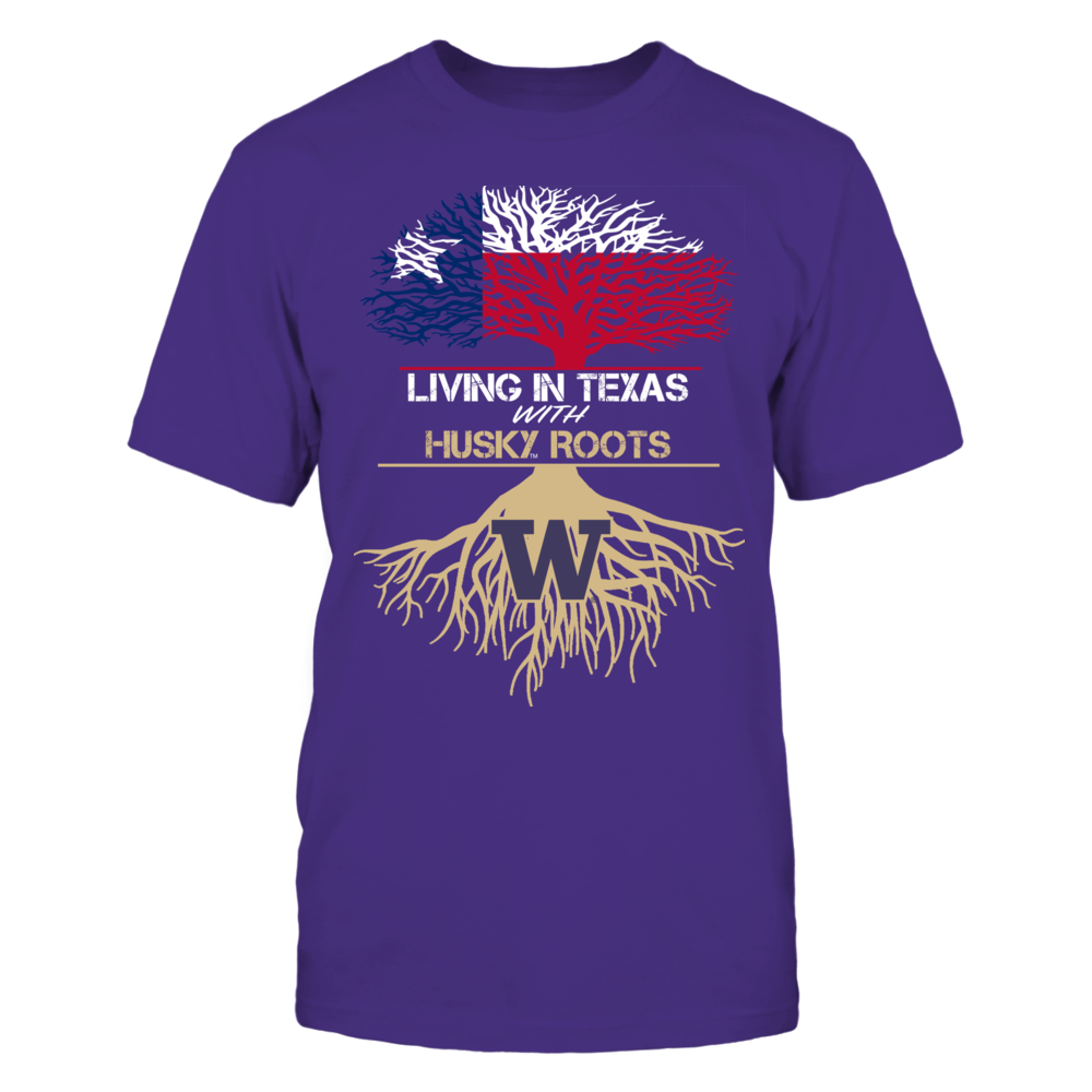 Washington Huskies - Living Roots Texas Front picture