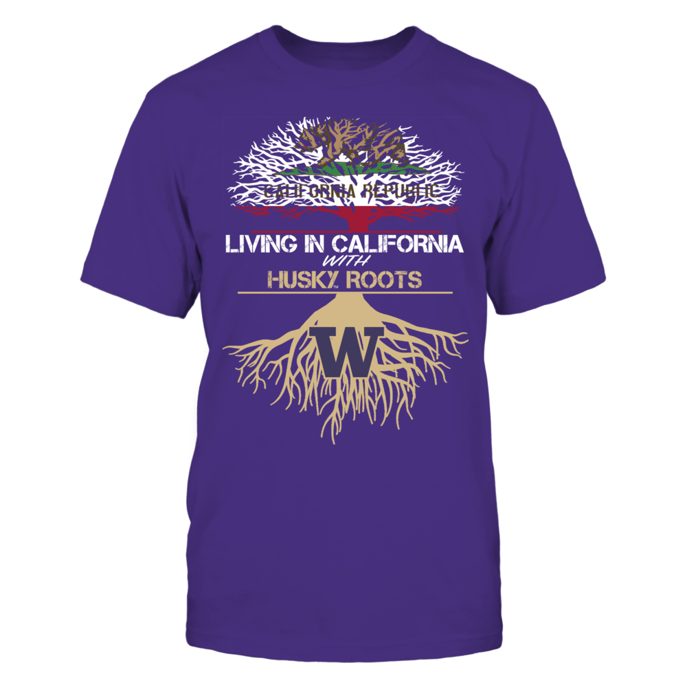 Washington Huskies - Living Roots California Front picture