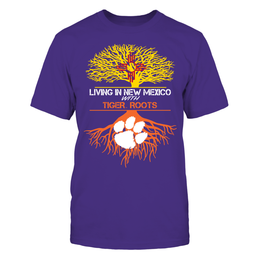 Clemson Tigers - Living Roots New Mexico Front picture