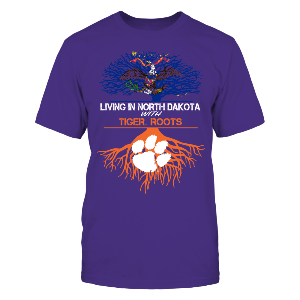 Clemson Tigers - Living Roots North Dakota Front picture