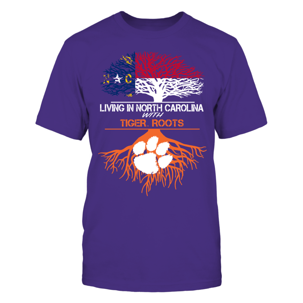Clemson Tigers - Living Roots North Carolina Front picture