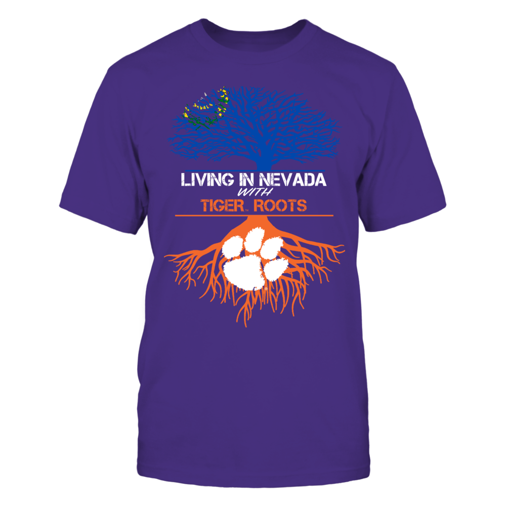 Clemson Tigers - Living Roots Nevada Front picture