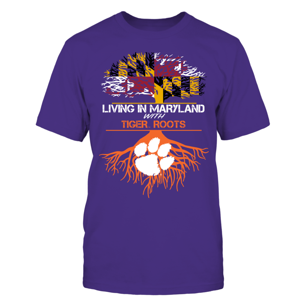 Clemson Tigers - Living Roots Maryland Front picture