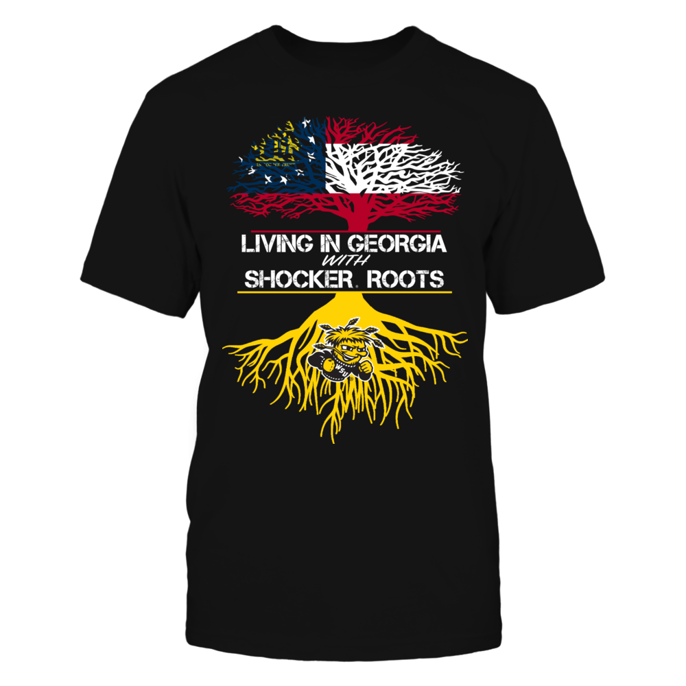 Wichita State Shockers - Living Roots Georgia Front picture