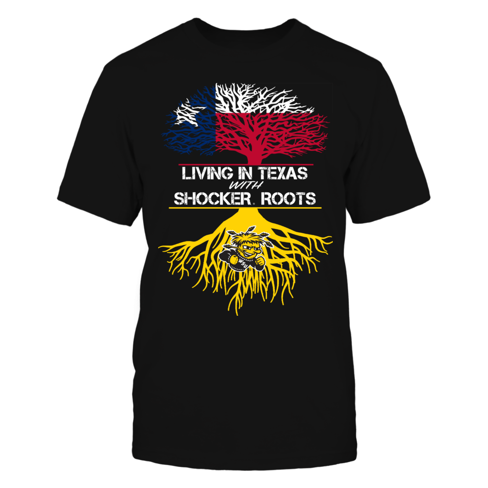 Wichita State Shockers - Living Roots Texas Front picture