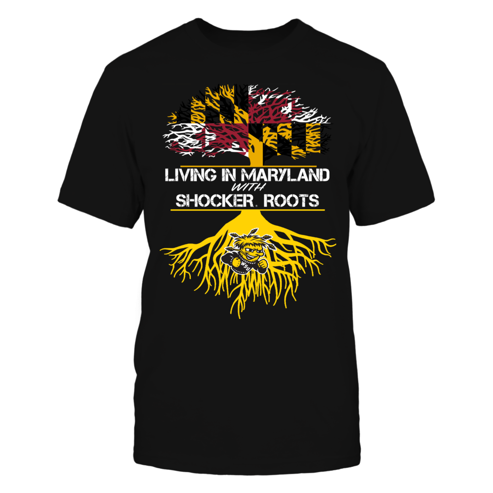 Wichita State Shockers - Living Roots Maryland Front picture