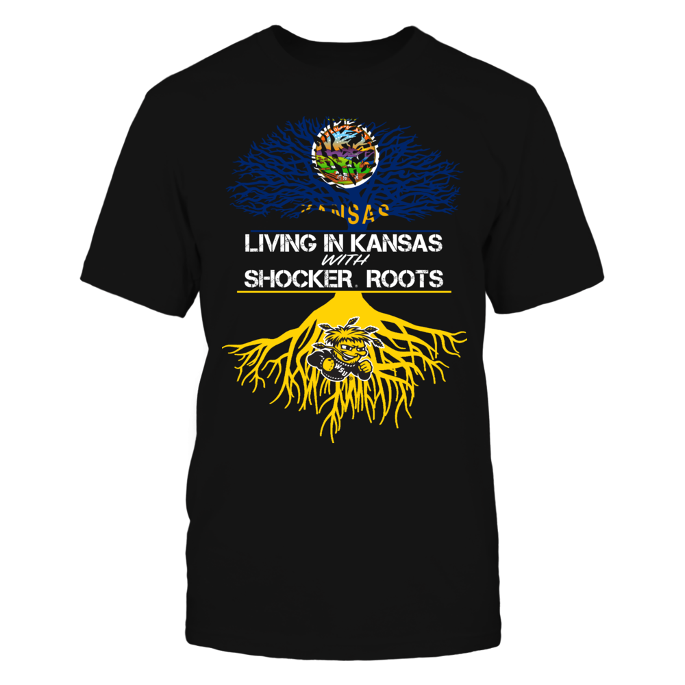 Wichita State Shockers - Living Roots Kansas Front picture