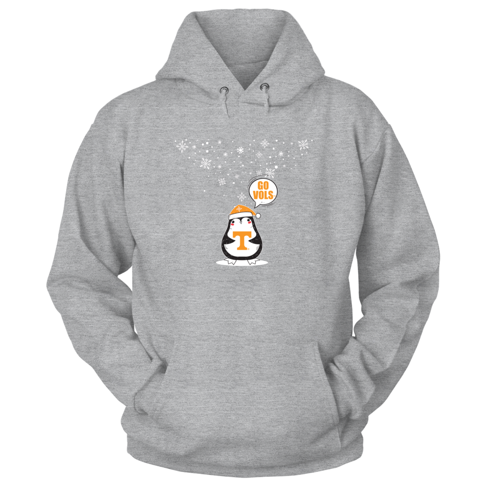 SNOWY PENGUIN - TENNESSEE VOLUNTEERS Front picture