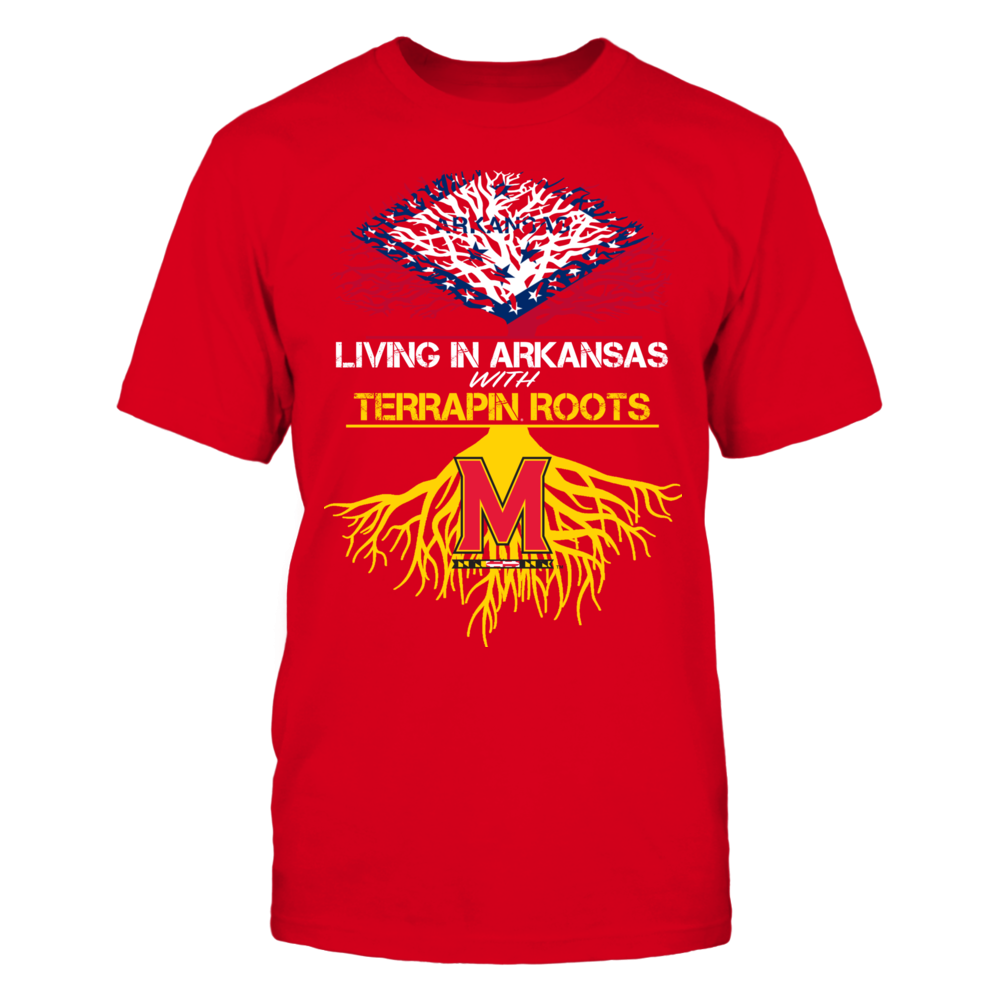 Maryland Terrapins - Living Roots Arkansas Front picture