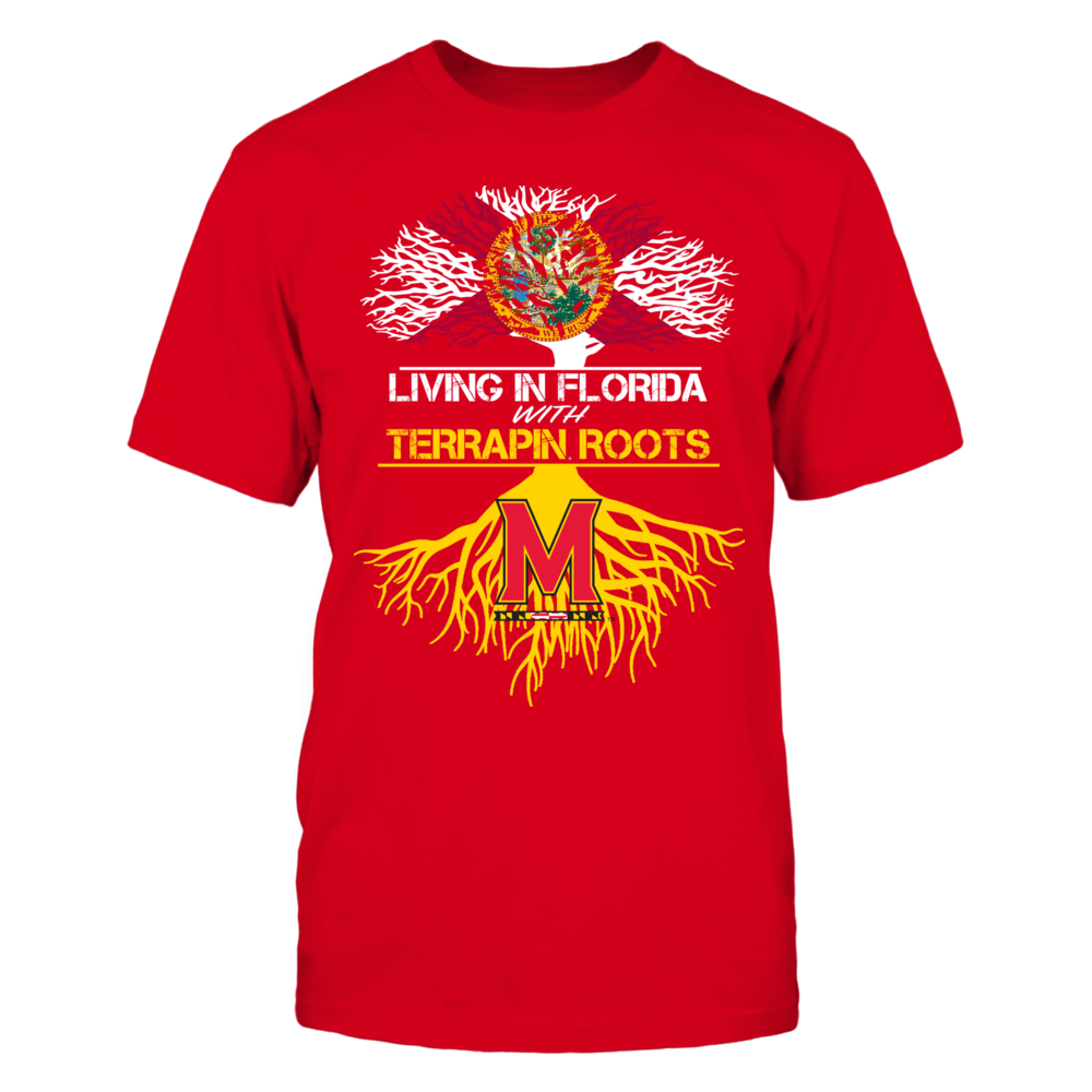 Maryland Terrapins - Living Roots Florida Front picture
