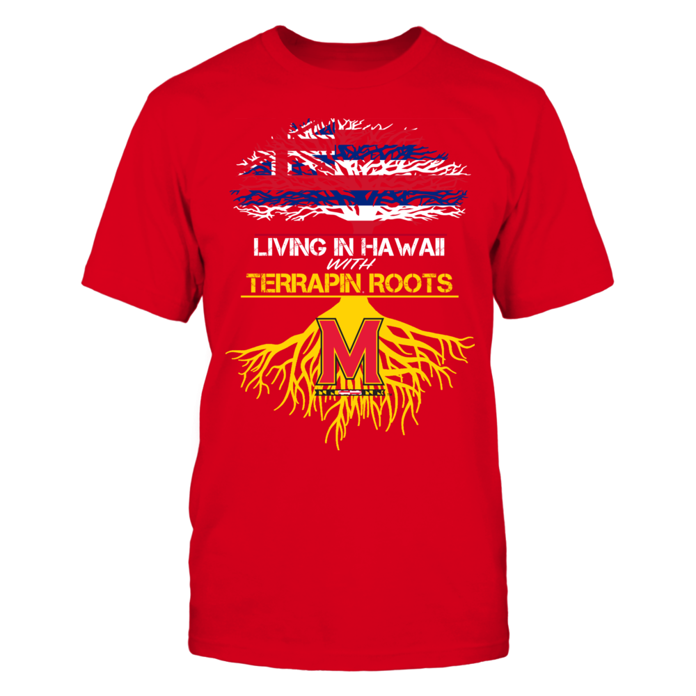 Maryland Terrapins - Living Roots Hawaii Front picture