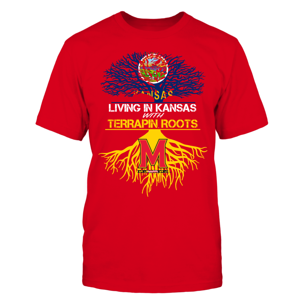 Maryland Terrapins - Living Roots Kansas Front picture