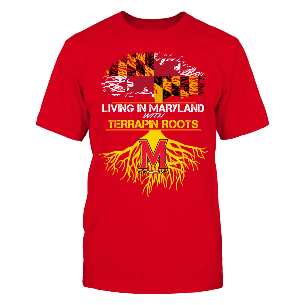 Maryland Terrapins - Living Roots Maryland Front picture