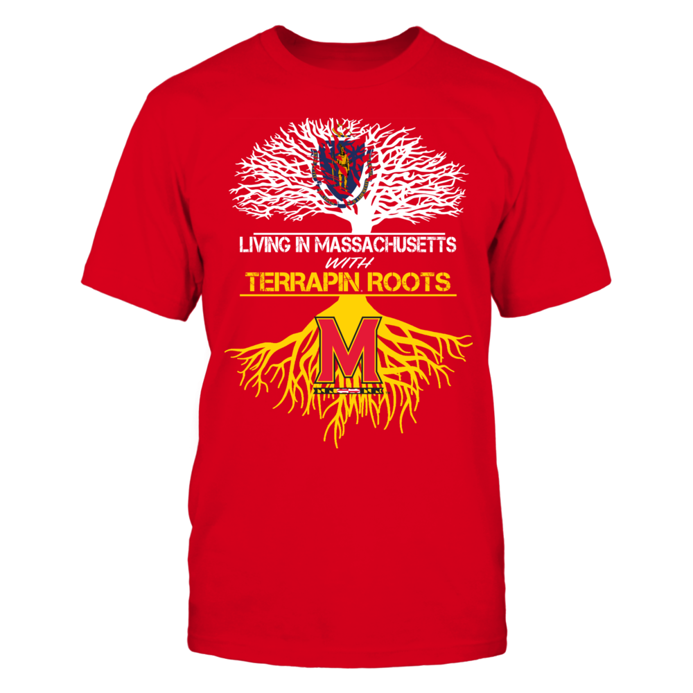 Maryland Terrapins - Living Roots Massachusetts Front picture