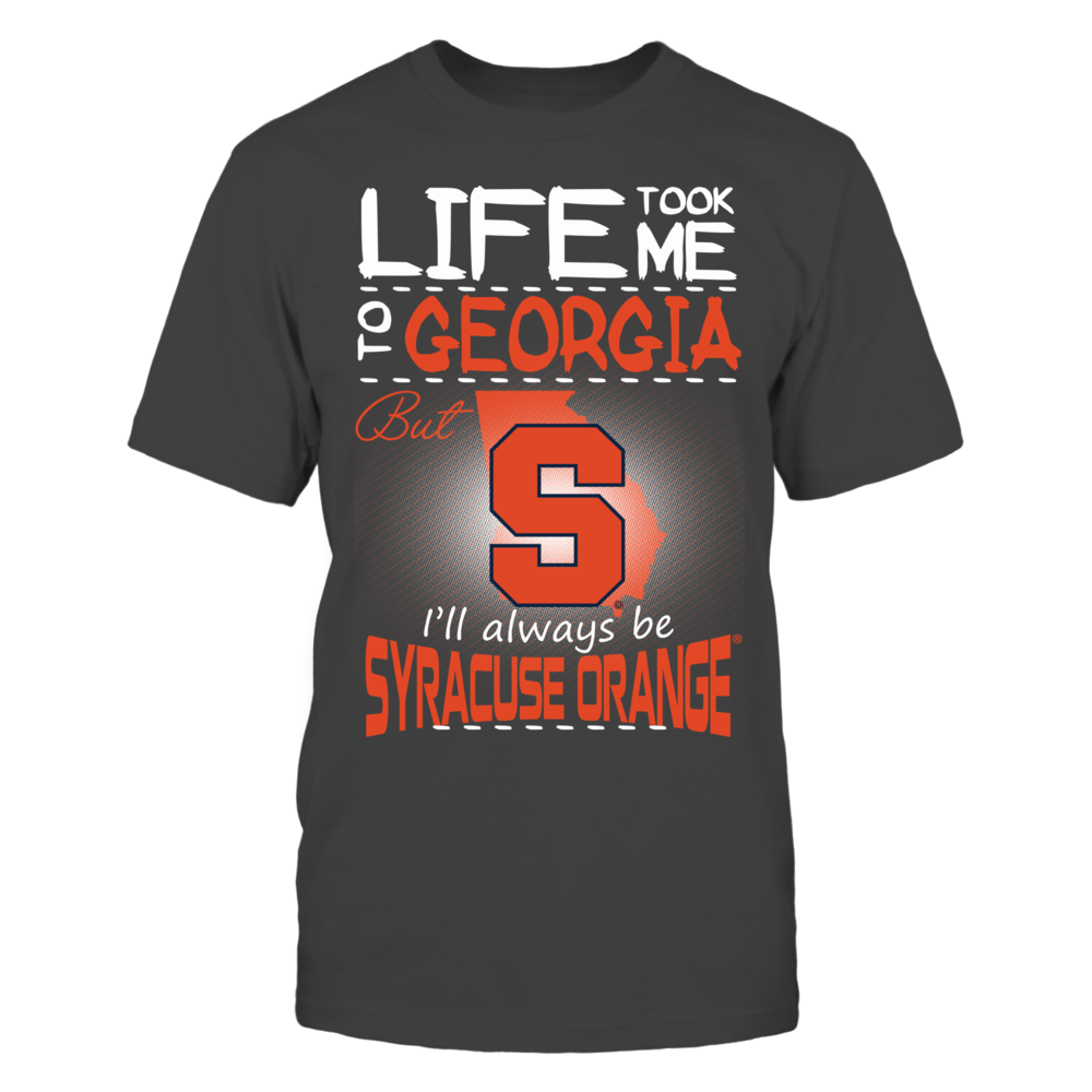 Syracuse Orange - Life Took Me To Georgia Front picture