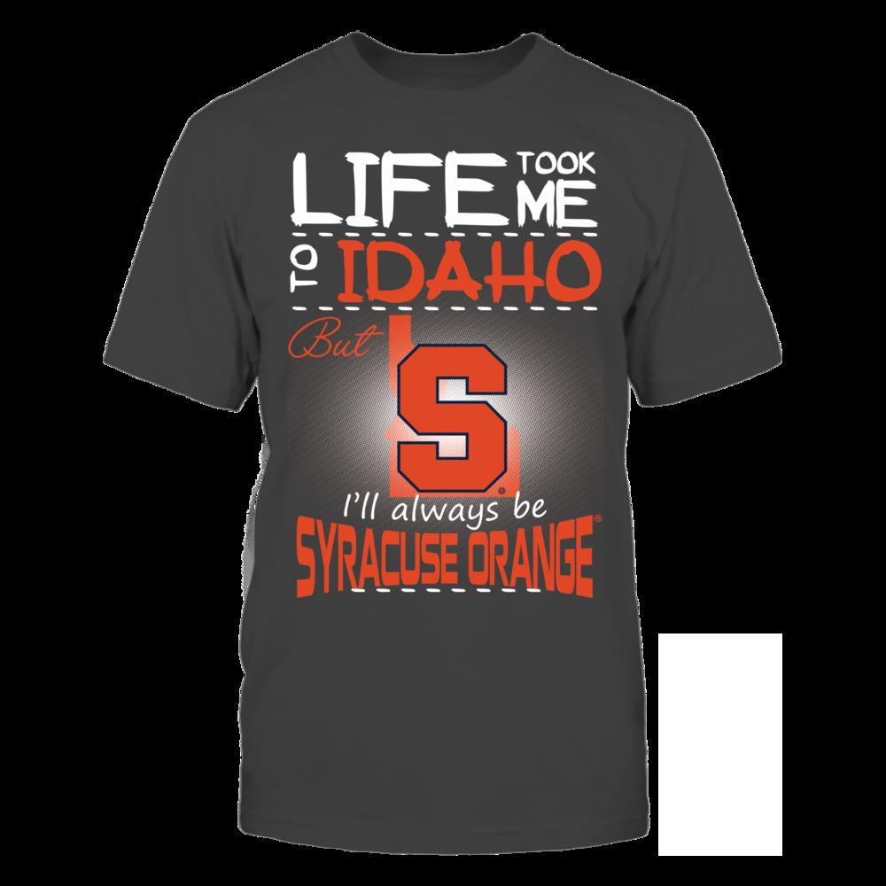 Syracuse Orange - Life Took Me To Idaho Front picture