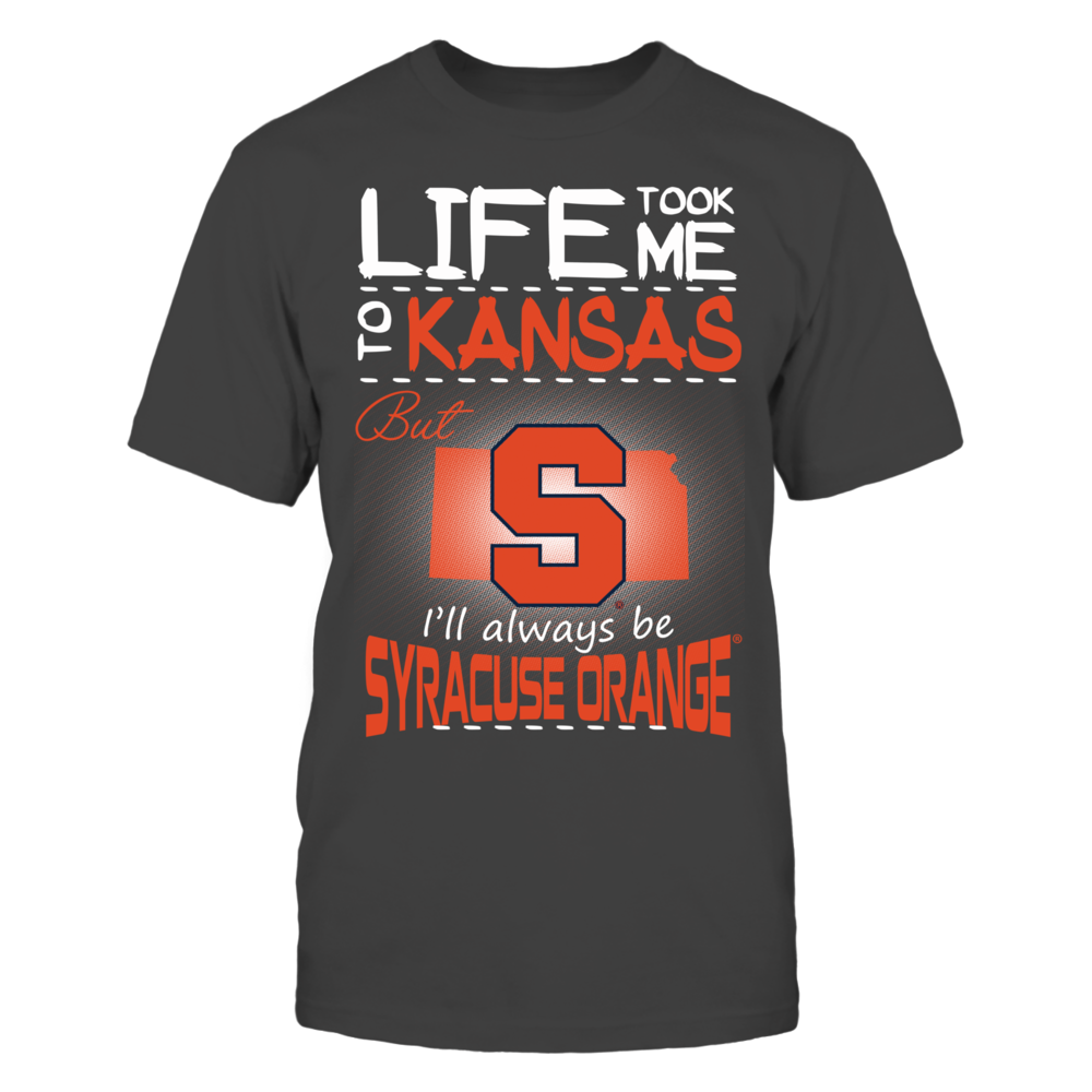 Syracuse Orange - Life Took Me To Kansas Front picture
