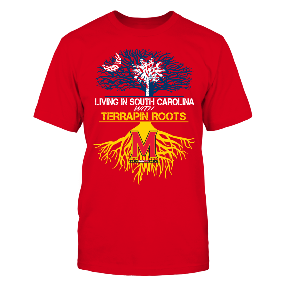 Maryland Terrapins - Living Roots South Carolina Front picture