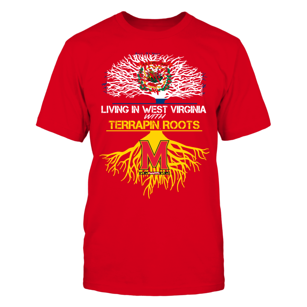 Maryland Terrapins - Living Roots West Virginia Front picture