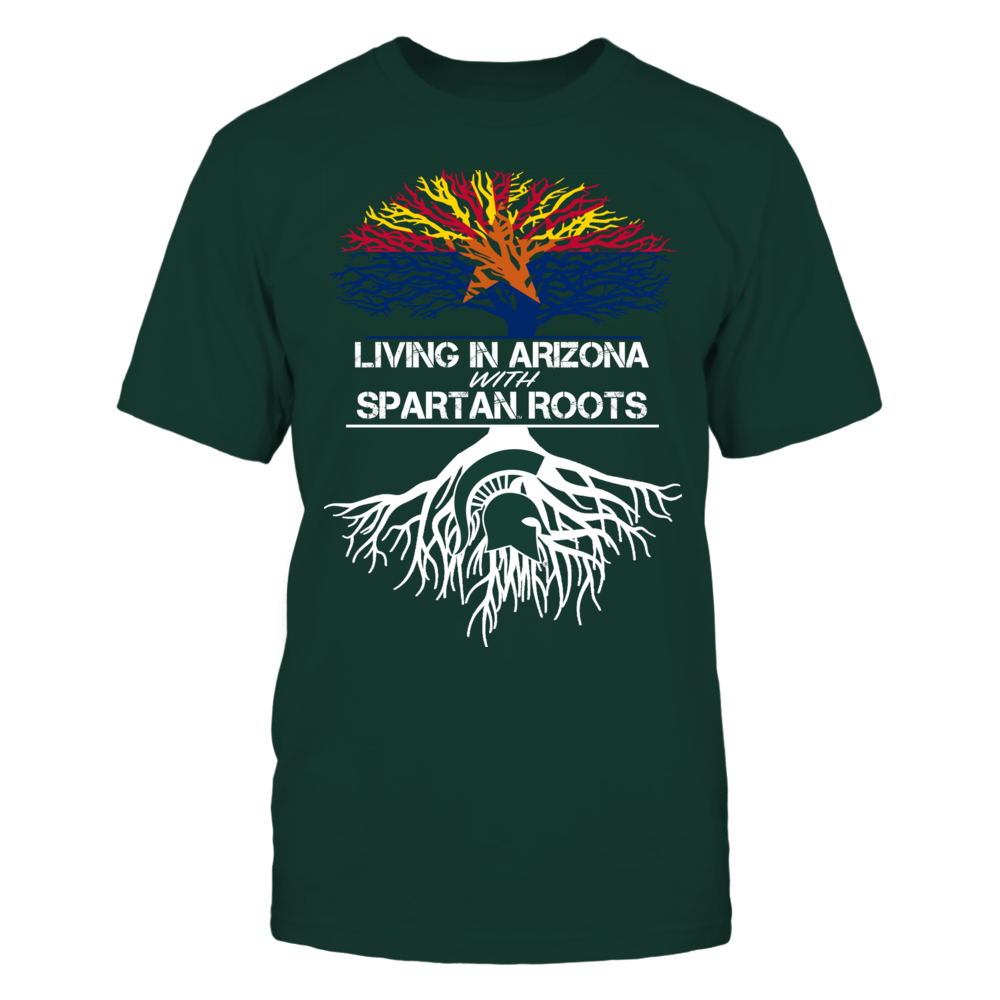 Michigan State Spartans - Living Roots Arizona Front picture